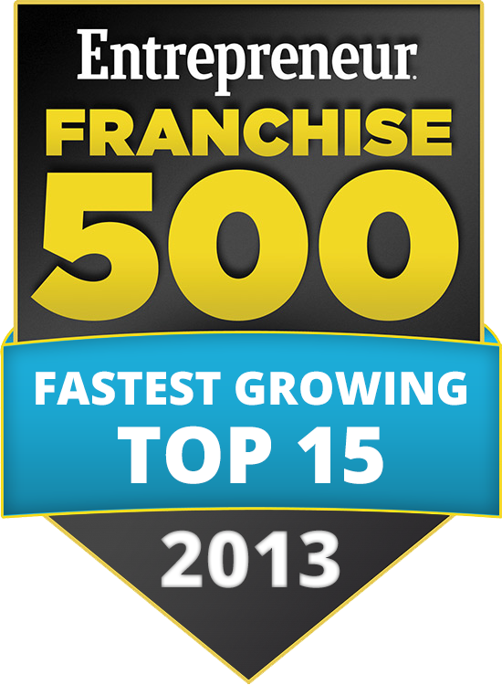 Cellairis Franchise 500 Fastest Growing - 2013