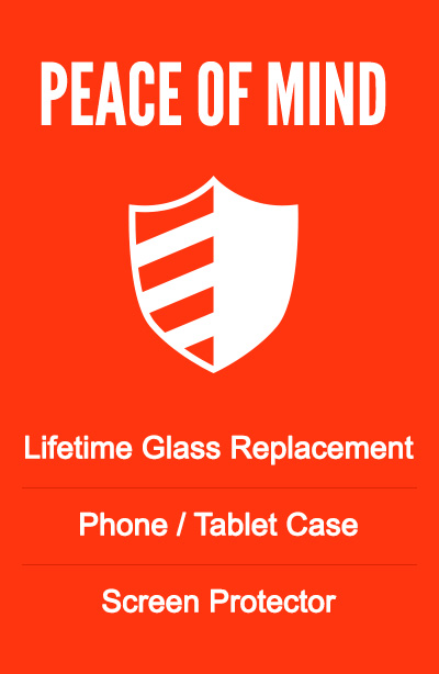 Medford iPhone Lifetime Glass Replacement Warranty